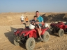 Dessert Quad Biking