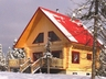 Log cabin l'Envol�e with private hut tub