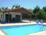 Click to enlarge 2 bedroom secluded villa with lux 10m private overflow pool in Nikokleia,Pfo