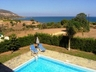 Click to enlarge 2 bedroom villa with own private pool on undeveloped beach in Polis,Paphos