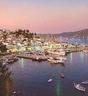 EVENINGTIME SKIATHOS HARBOUR.